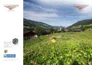 Congress Centre Alpbach | Sustainability Report