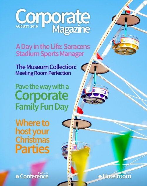 Corporate Magazine August 2019