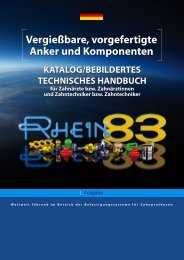 Rhein83 Katalog 2019 – deutsch