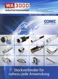 WA3000 Industrial Automation Juli 2019 - deutschsprachige Ausgabe