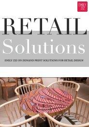 Retail Solutions by Emily Ziz