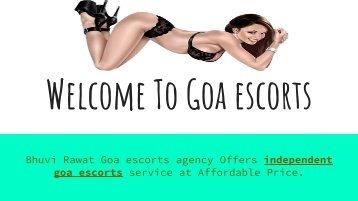 Perfect Sexy Model Goa Escorts