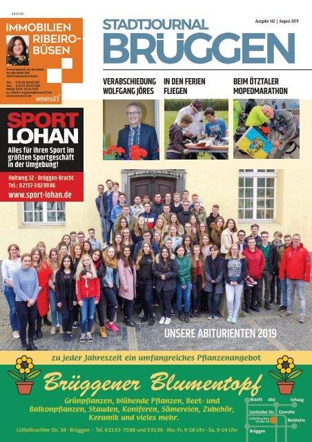 Stadtjournal Brüggen_ August 2019