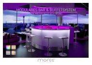 Modular Bar+Buffet System V4.5 DE