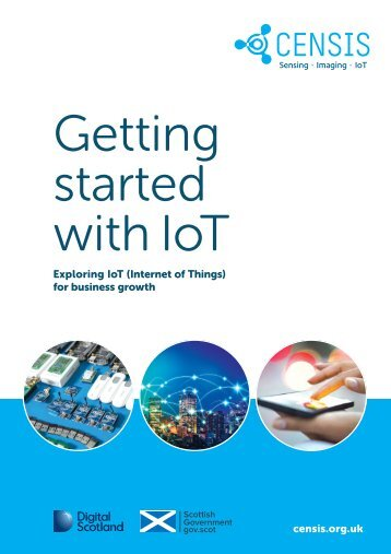 Getting started with IoT