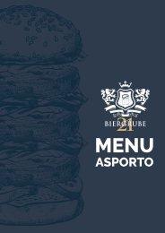 menu asporto