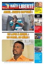 Haiti Liberte 24 Juillet 2019