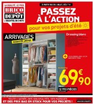 catalogue Brico Depot 26 juillet-8 aout 2019