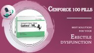 Buy Cenforce 100 Tablets