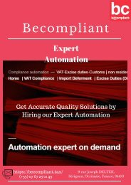 Get Accurate Quality Solutions by Hiring our Expert Automation
