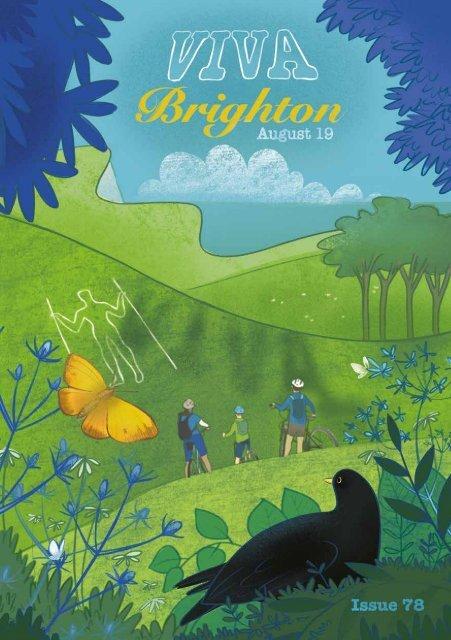 Viva Brighton Issue #78 August 2019