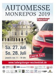Automesse 2019