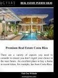 Properties For Sale Costa Rica - Page 6