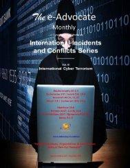 International Cyber Terrorism