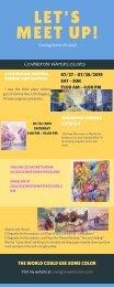 Covington Watercolors Infocover July 2019