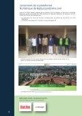 Compte rendu de la mission au Cameroun, du Président de CIOA - Page 4