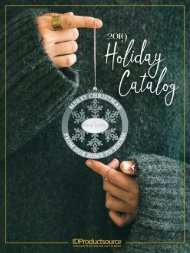 2019 Holiday Catalog