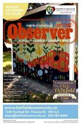 Observer Aug 2019