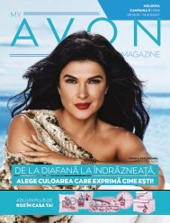 My Avon Magazine C11