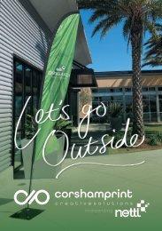 Lets Go Outside Brochure
