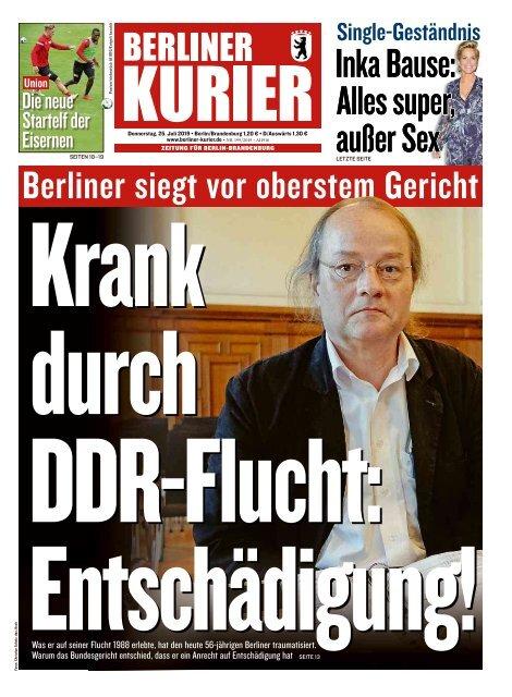 Berliner Kurier 25.07.2019