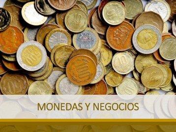 Víctor Vargas Irausquín - Monedas y negocios