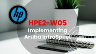 HPE2-W05 Exam Questions