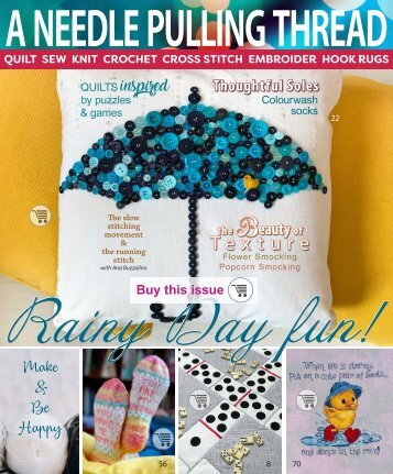 A Needle Pulling Thread Issue 49 Sampler