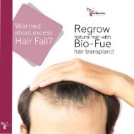 Fue Hair Transplant Surgery Clinic Mumbai