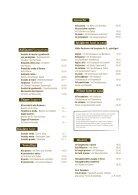Speisekarte Restaurant Pizzeria Moosbad da Sergio - Seite 2