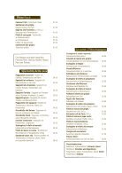 Speisekarte Restaurant Pizzeria Moosbad da Sergio - Seite 3