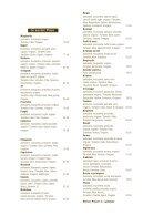 Speisekarte Restaurant Pizzeria Moosbad da Sergio - Seite 4