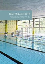 Geschäftsbericht der BBB Infrastruktur-Verwaltungs GmbH / BBB Infrastruktur GmbH & Co. KG 2018