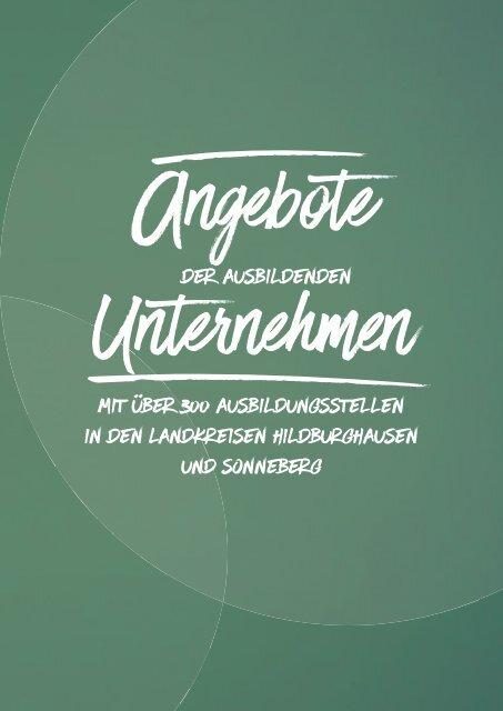 Ausbildungs-Navi HBN SON 2020 Anzeigenteil