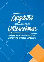 Ausbildungs-Navi HEF ROF 2020 Anzeigenteil