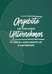 Ausbildungs-Navi NT NWT 2020 Anzeigenteil