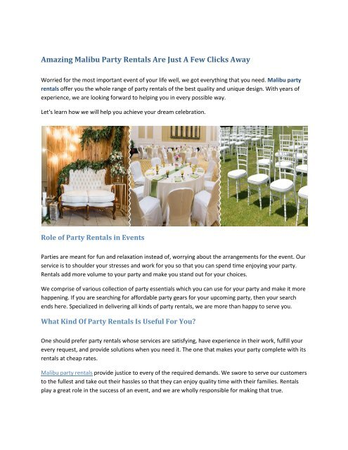 Amazing Malibu Party Rentals are just few clicks away.edited-converted