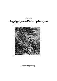 Jagdgegner-Behauptungen - Landesjagdverband Nordrhein ...