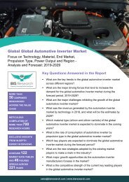 Automotive Inverter Market Size