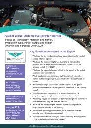 Automotive Inverter Market Size