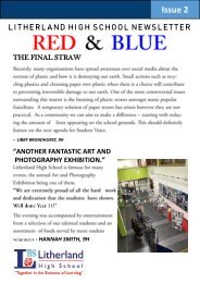 Red and Blue - Issue 2
