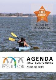 Agenda Ponte de Sor - agosto 2019