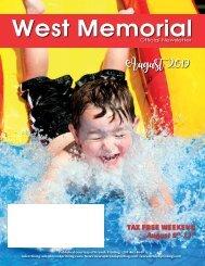 West Memorial August 2019