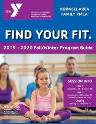 Fall/Winter 2019 Program Guide