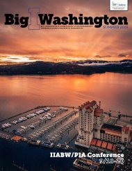 The Big I Washington Summer 2019
