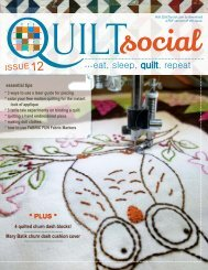 QUILTsocial Issue 12