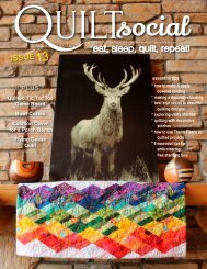 QUILTsocial Issue 13