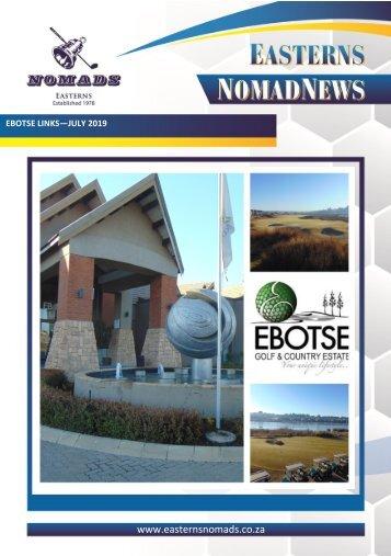 Nomads Magazine - Ebotse July 2019