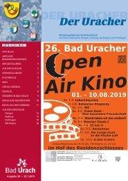 Der Uracher KW 30-2019
