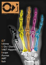 Ovi Magazine - Issue #2: Racism - Published: 01.02.2005